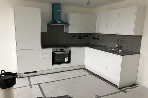 Kitchen 4th floor
